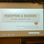 perception and branding of school