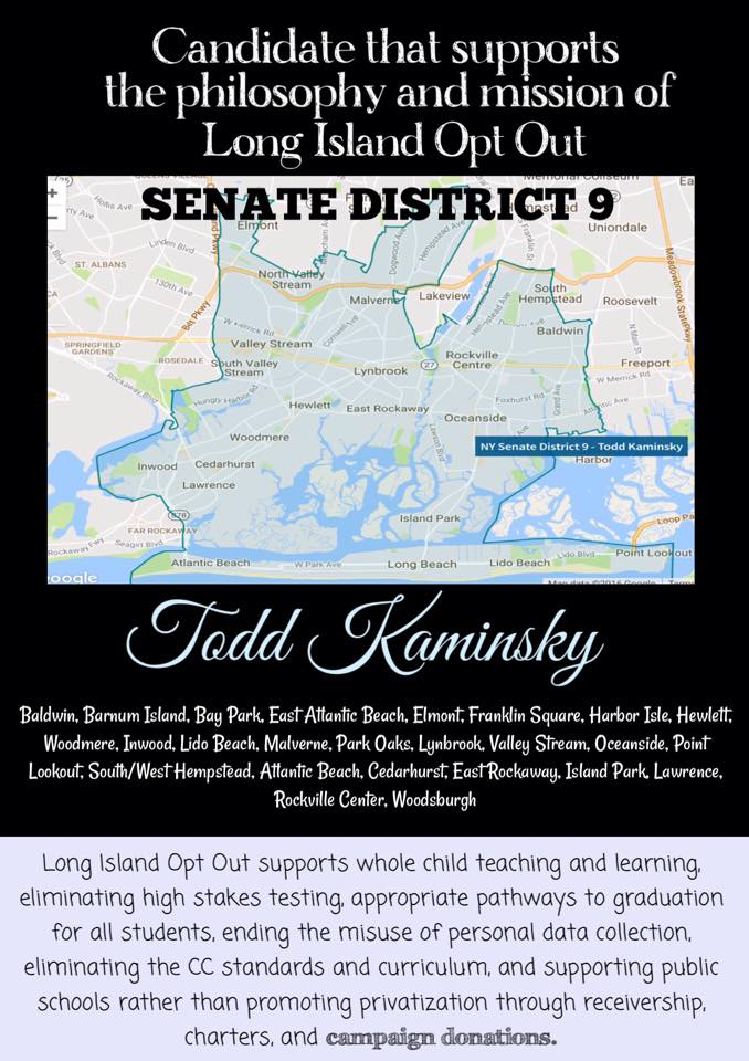 senator todd kaminsky democratic party