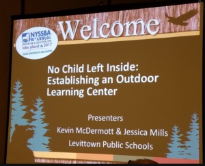 no child left inside levittown